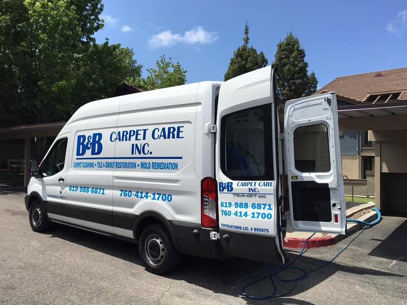 Carpet Cleaning in Oceanside CA by B and B Carpet Care